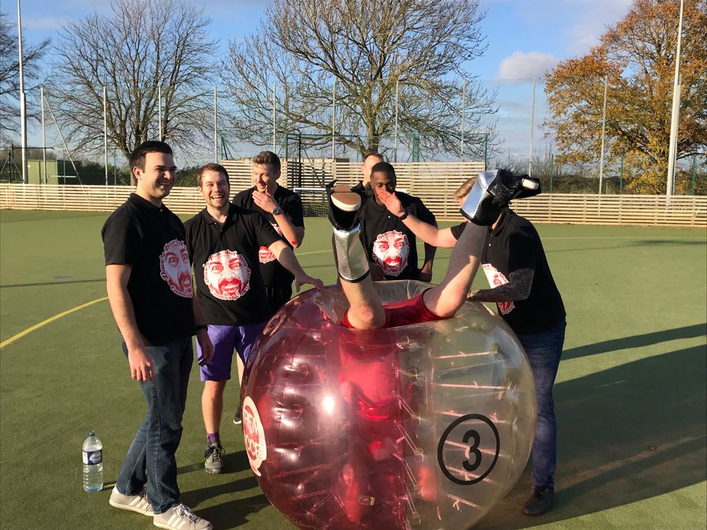 Bubble Football 4