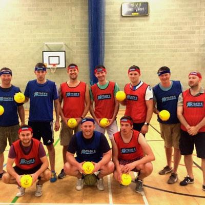 Dodgeball 5