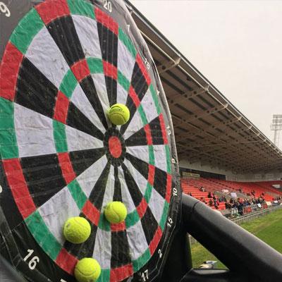 Ballseye Football Darts 4