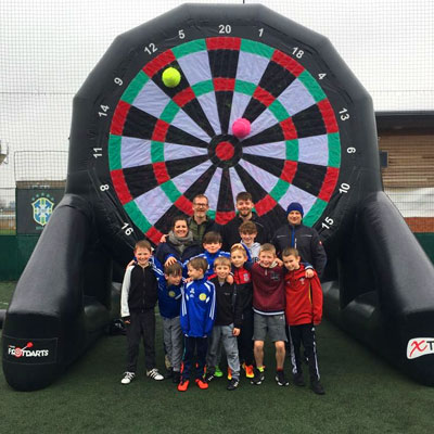 Ballseye Football Darts 5