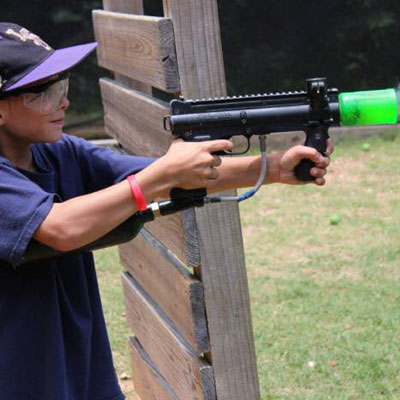 Bazooka Ball 5
