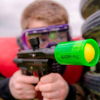 Bazooka Ball 3