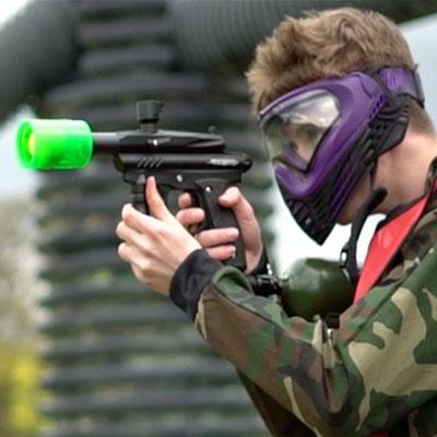 Bazooka Ball 2
