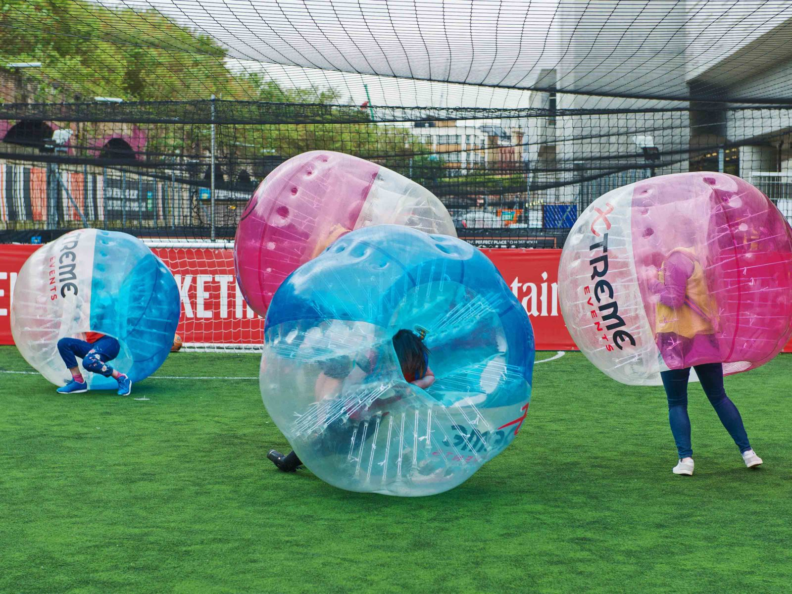 Bubble Football 5