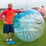 Bubble Football in Bradford