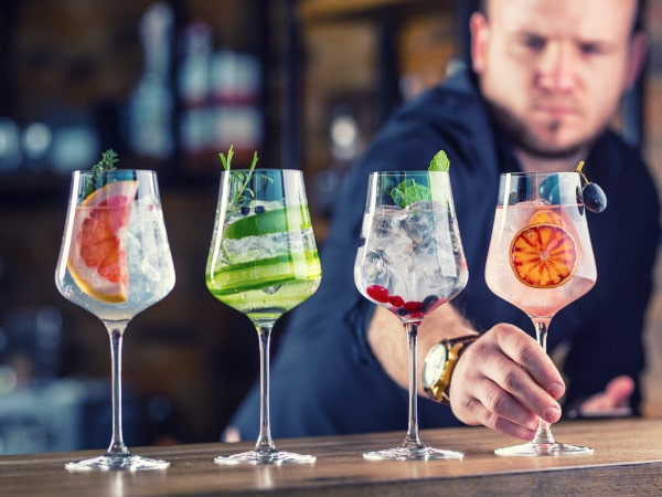Cocktail Making Masterclass in London