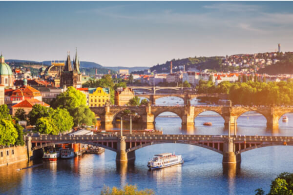 Prague in Abroad